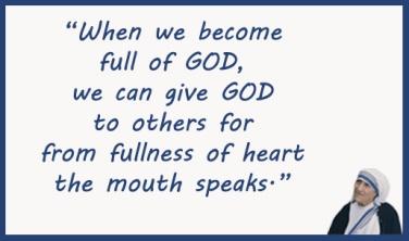 Mother Teresa_fullness
